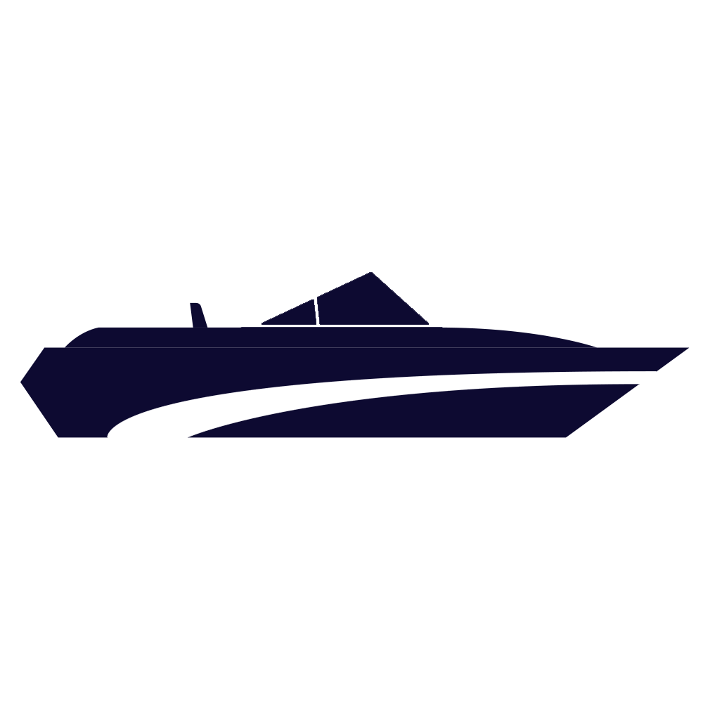 boat-icon navy