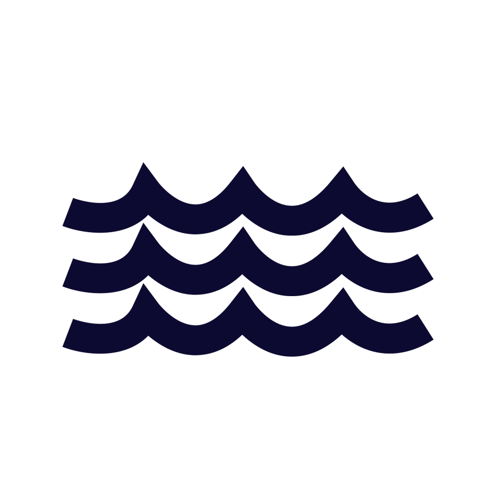 waves navy